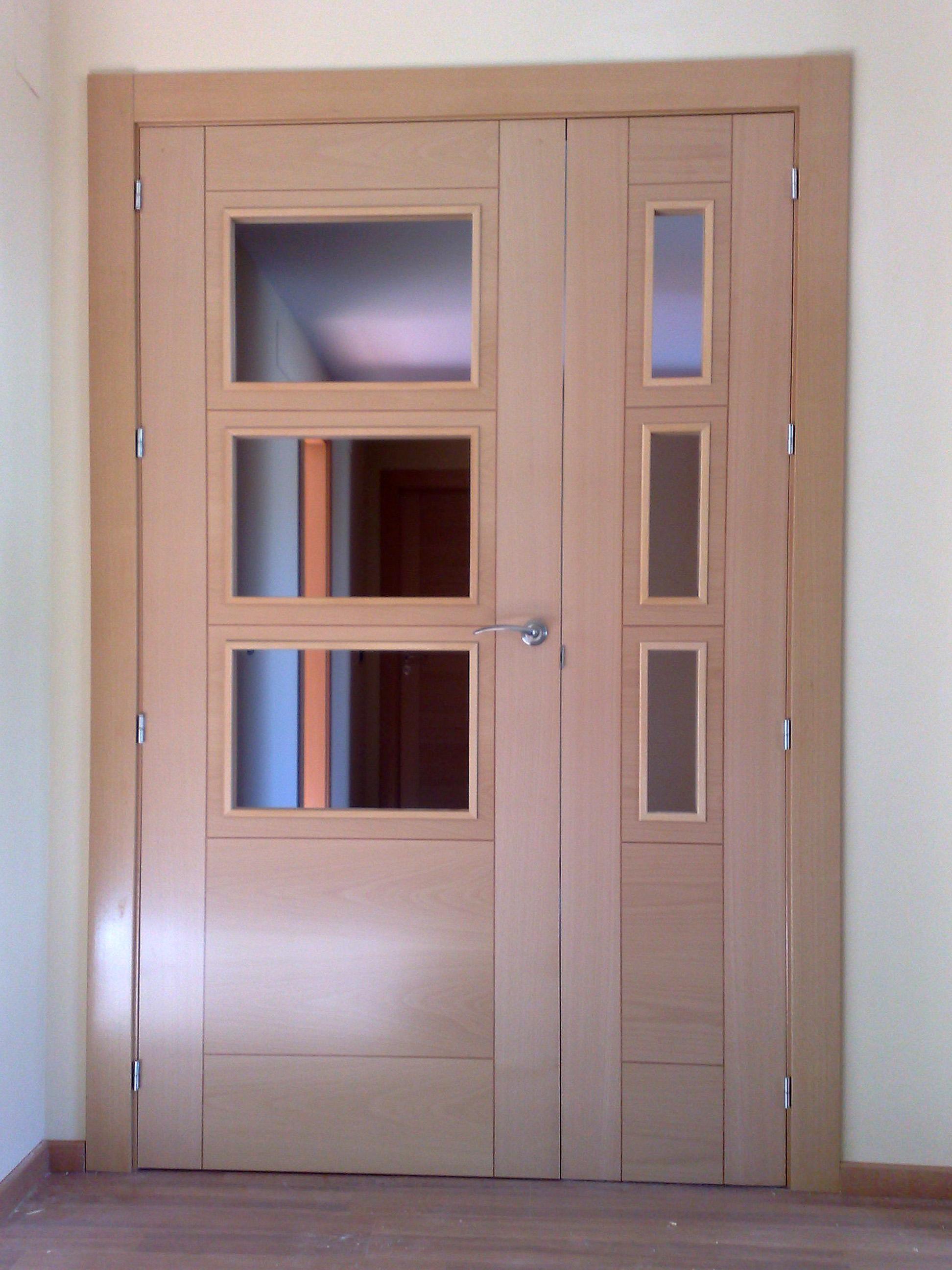 Le decoramos el interior de su vivienda puertas avenida - Puertas para comedor ...